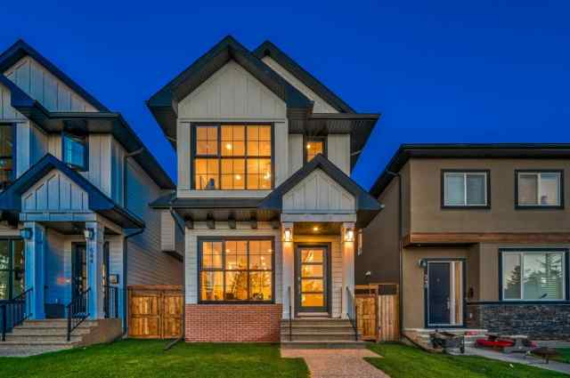Parkdale real estate 542 37  Street NW in Parkdale Calgary