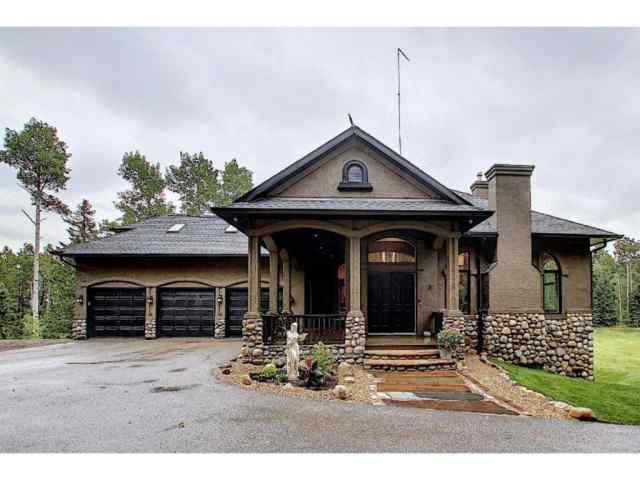3 Highlands Terrace in The Highlands Bragg Creek MLS® #A1031966