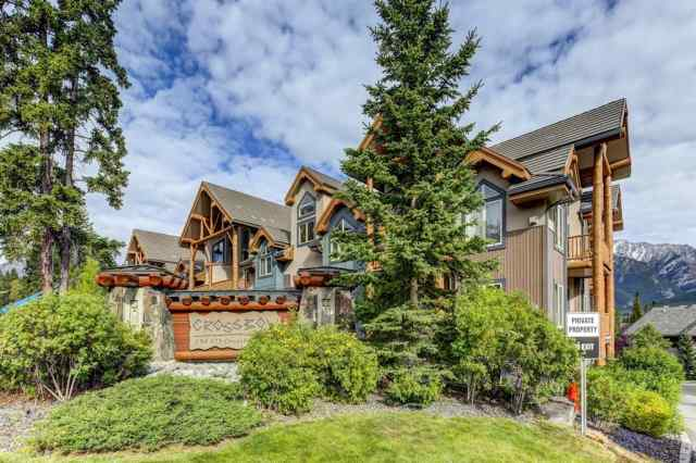 101, 155 Crossbow  Place T1W 3H6 Canmore