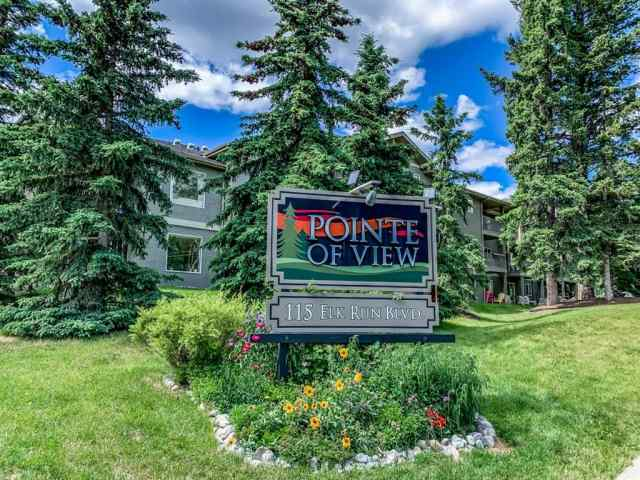 MLS® #A1032453 213, 115 Elk Run  Boulevard T1W 1G8 Canmore