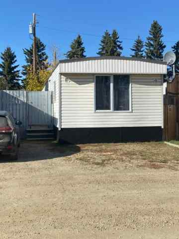 Blackfalds MHP real estate 38, 5500  Gregg Street in Blackfalds MHP Blackfalds