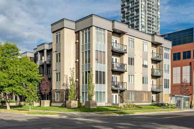 Lower Mount Royal real estate 212, 910 18 Avenue SW in Lower Mount Royal Calgary