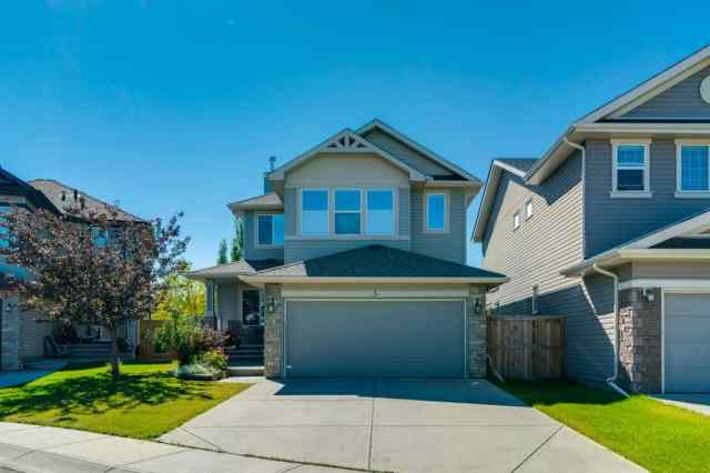 5 PRAIRIE SPRINGS Close SW in Prairie Springs Airdrie MLS® #A1033206