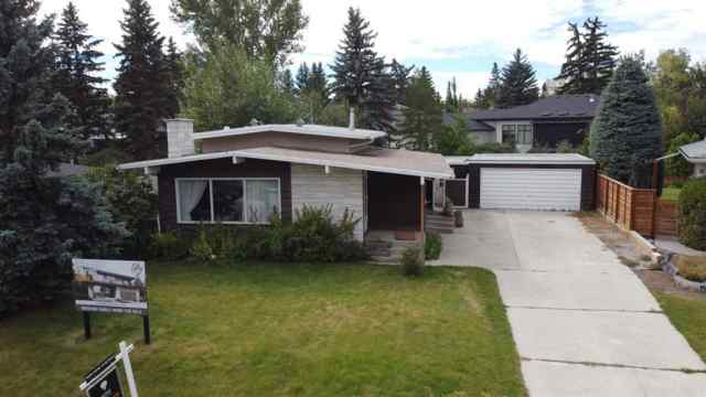 2007 URSENBACH Road NW in University Heights Calgary MLS® #A1033312