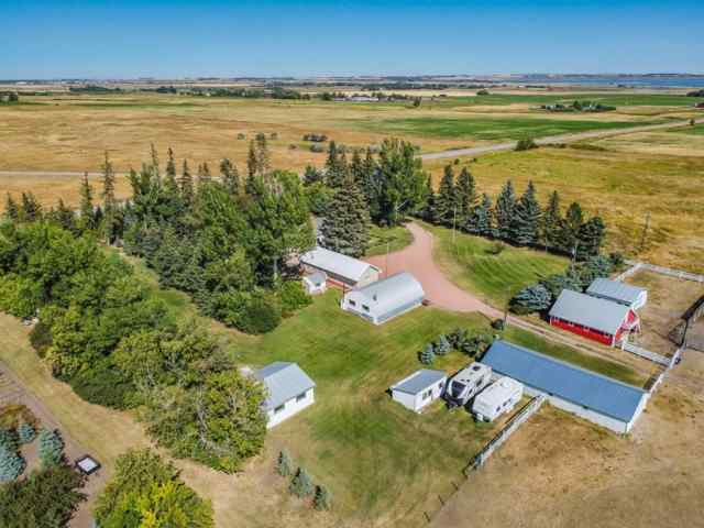 NONE real estate 252053 TWP RD 234  in NONE Rural Wheatland County