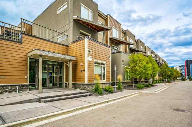203, 7 WESTPARK Common SW in West Springs Calgary MLS® #A1033673