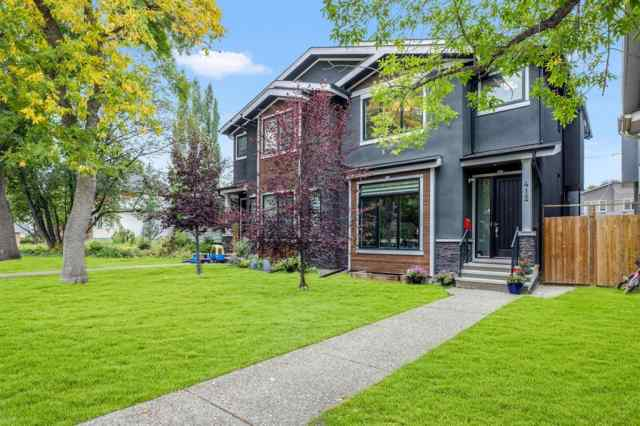 412 23 Avenue NW in Mount Pleasant Calgary MLS® #A1033956