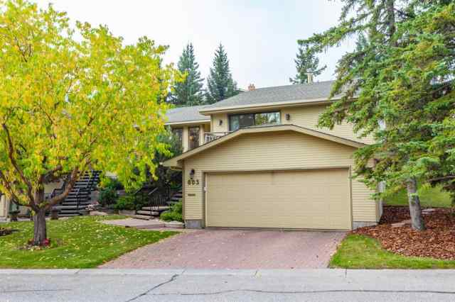 603 Stratton Terrace SW in Strathcona Park Calgary MLS® #A1034095