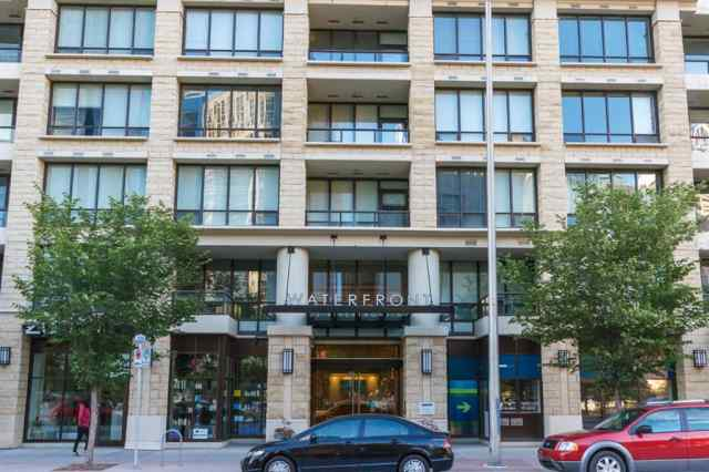 826, 222 RIVERFRONT Avenue SW in  Calgary