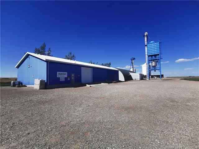 On Hwy 5 Highway  in NONE Magrath MLS® #A1034195