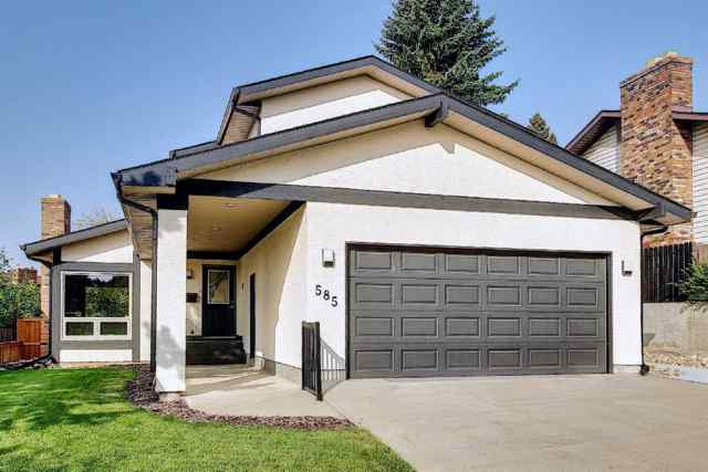 Silver Springs real estate 585 SILVERGROVE Drive NW in Silver Springs Calgary