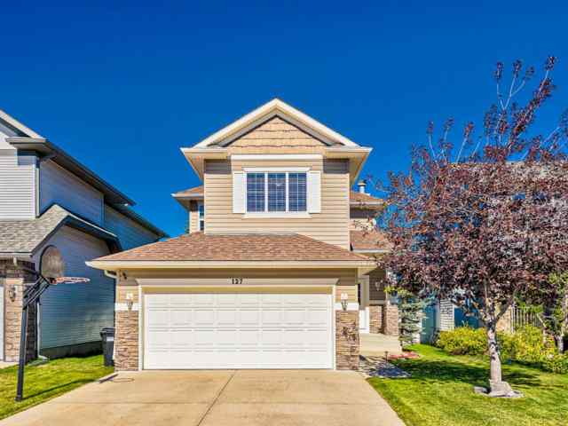 127 WEST SPRINGS Close SW in West Springs Calgary MLS® #A1034382