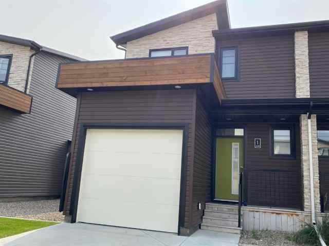 1, 458 Highlands Boulevard W in West Highlands Lethbridge MLS® #A1034408