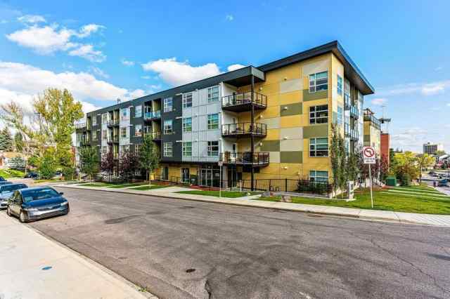 114, 515 4 Avenue NE in Bridgeland/Riverside Calgary MLS® #A1034455
