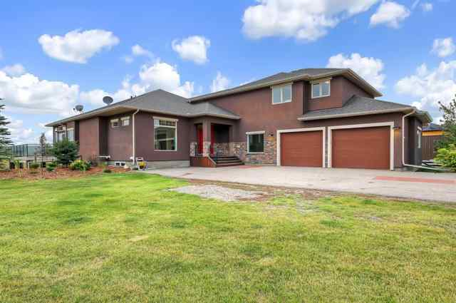 56097 Ridgeview Drive E in NONE Rural Foothills County MLS® #A1034528