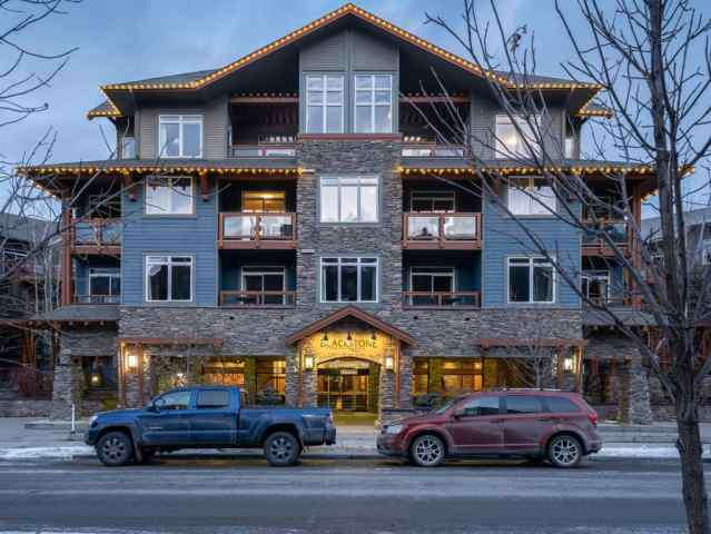 117A/B, 170 Kananaskis Way in Bow Valley Trail Canmore MLS® #A1034785