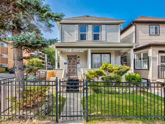 Bankview real estate 2227 14 Street SW in Bankview Calgary