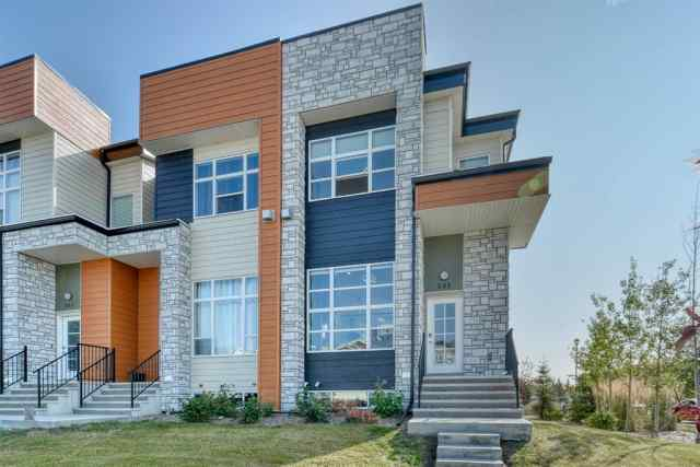 501, 1530 BAYSIDE  Avenue SW in Bayside Airdrie MLS® #A1035275