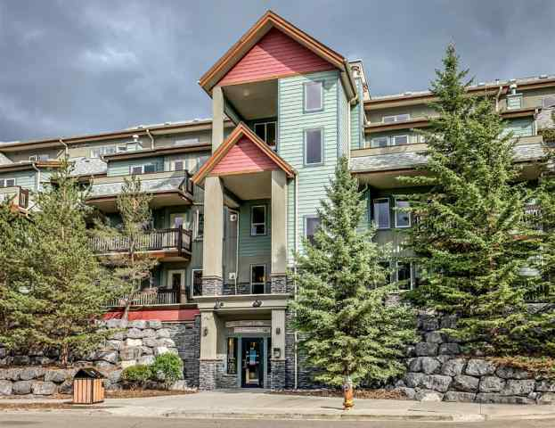 Bow Valley Trail real estate 329, 109 Montane Road in Bow Valley Trail Canmore