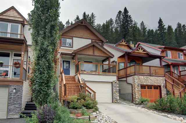 979 Wilson Way in Peaks of Grassi Canmore MLS® #A1035439