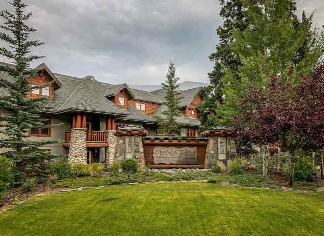 213, 170 Crossbow Place in Three Sisters Canmore MLS® #A1035536