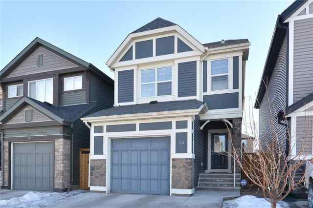 20 LEGACY REACH Manor SE in Legacy Calgary MLS® #A1035582