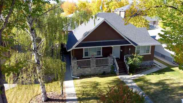 Banff Trail real estate 2349  & 2351 22 Street NW in Banff Trail Calgary