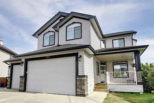 West Creek real estate 232 West Creek Court in West Creek Chestermere