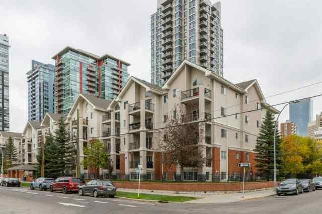 402, 126 14 Avenue SW in  Calgary MLS® #A1035931