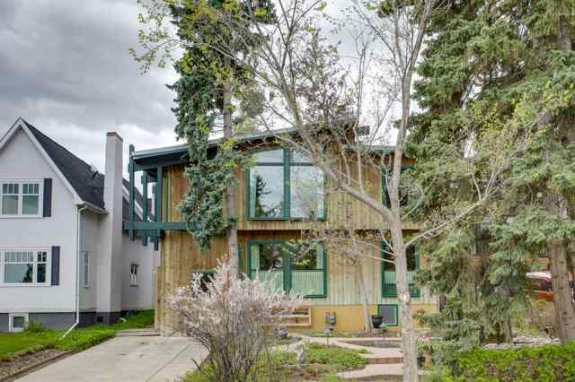 Scarboro real estate 505 Sunderland Avenue SW in Scarboro Calgary