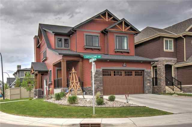 Coopers Crossing real estate 26 COOPERSTOWN Row SW in Coopers Crossing Airdrie