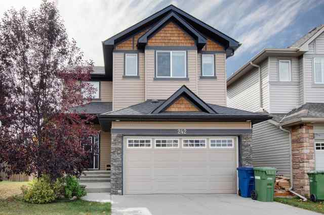 242 Prairie Springs Crescent SW in Prairie Springs Airdrie MLS® #A1036095