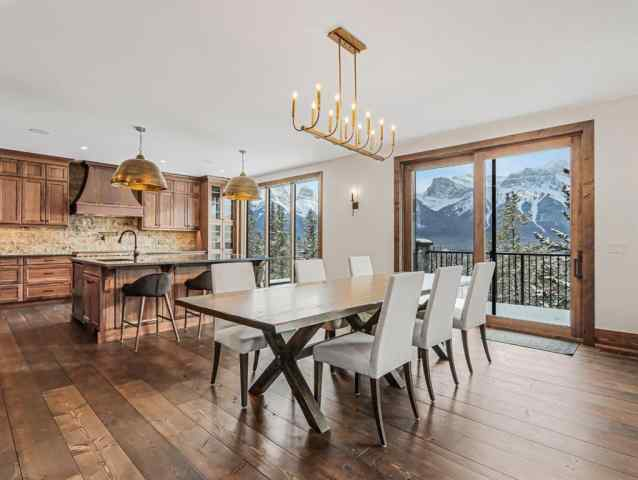 829 Silvertip Heights  in Silvertip Canmore MLS® #A1036120