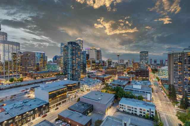 Beltline real estate 1801, 788 12 Avenue SW in Beltline Calgary