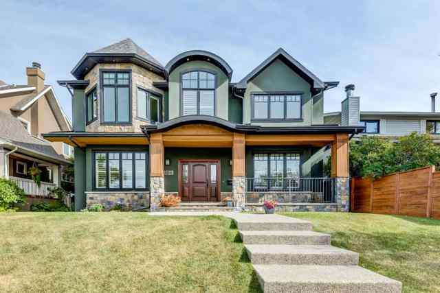 Rosedale real estate 1304 7A Street NW in Rosedale Calgary
