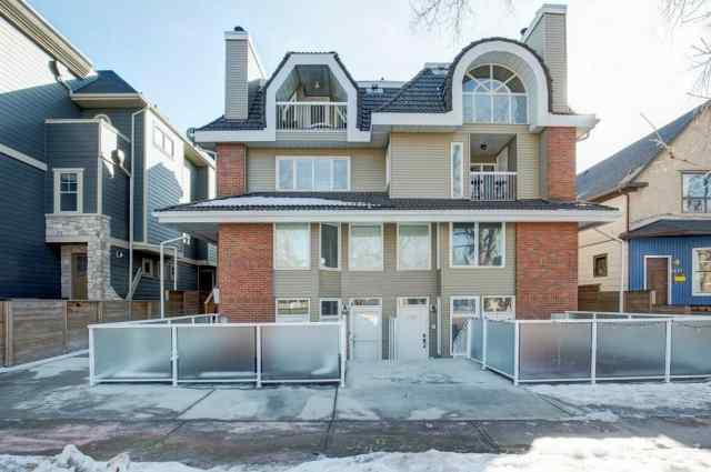 Sunalta real estate 102, 1615 13 Avenue SW in Sunalta Calgary