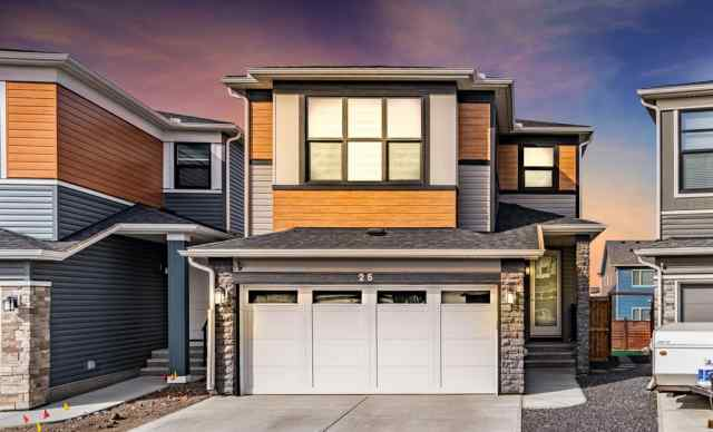 25 HOWSE Terrace NE in  Calgary MLS® #A1036426