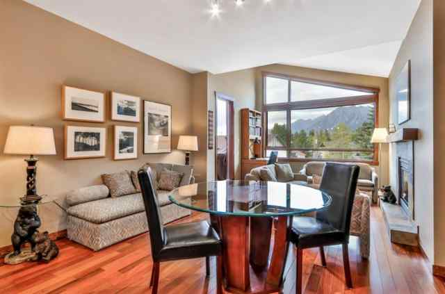 308, 1002 8th  Avenue in Town Centre_Canmore Canmore MLS® #A1036488