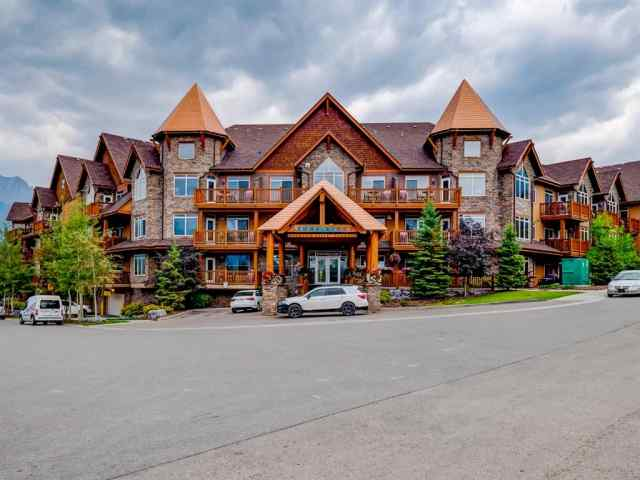 Bow Valley Trail real estate 330, 30 Lincoln Park in Bow Valley Trail Canmore