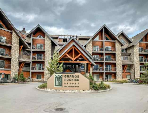 MLS® #A1036504 302, 901 Mountain Street T1W 0C9 Canmore