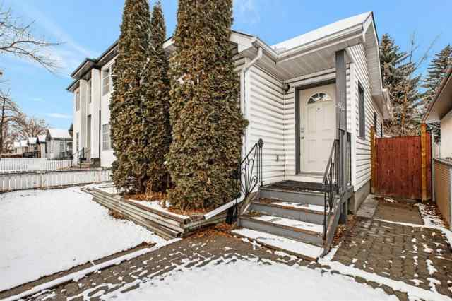 Mount Pleasant real estate 314 17 Avenue NW in Mount Pleasant Calgary