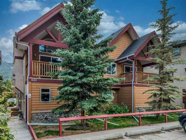 South Canmore real estate 4, 830 4th  Street in South Canmore Canmore