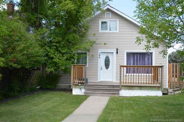 246 3 Avenue in NONE Bassano MLS® #A1037246