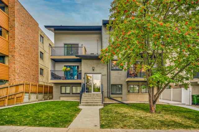 6, 2407 17 Street SW in Bankview Calgary MLS® #A1037338