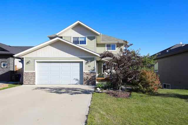 13 Chinook Street in Cottonwood Estates Blackfalds MLS® #A1037404