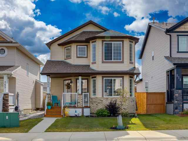 269 MORNINGSIDE  Gardens SW in Morningside Airdrie MLS® #A1037450