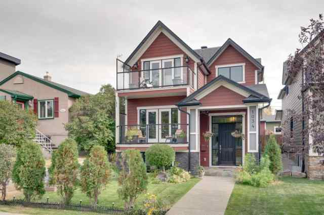 Ramsay real estate 1034 8 Street SE in Ramsay Calgary
