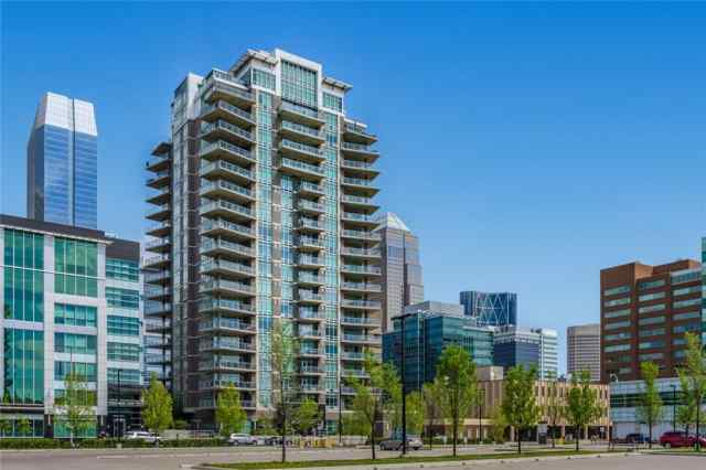 604, 530 12 Avenue SW in Beltline Calgary MLS® #A1037714