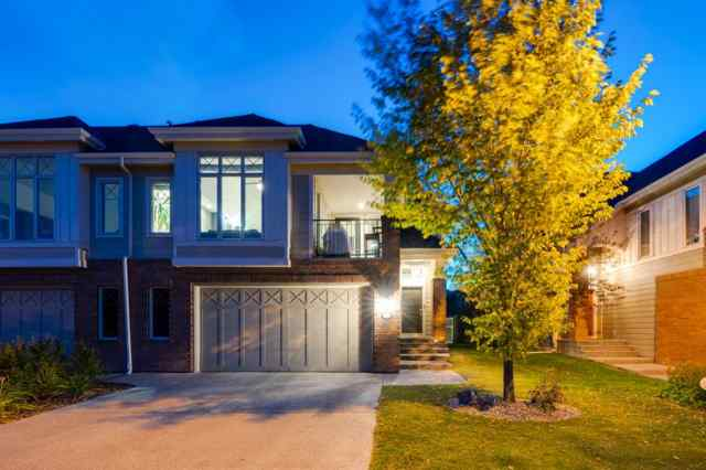 West Springs real estate 72 WENTWORTH Square SW in West Springs Calgary