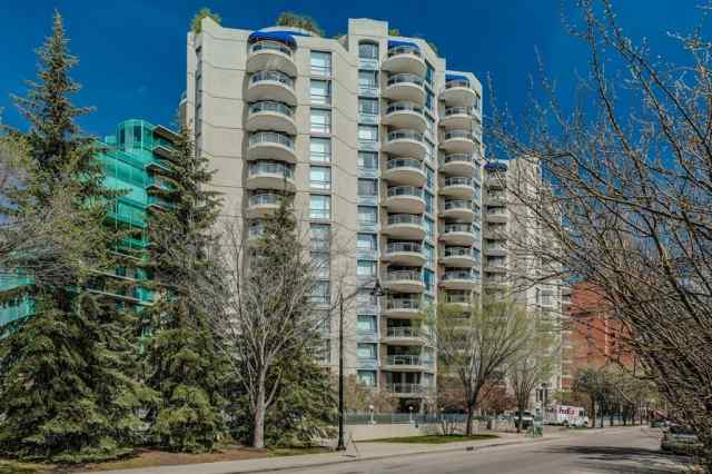 Unit-1307-804 3 Avenue SW in Eau Claire Calgary MLS® #A1037831